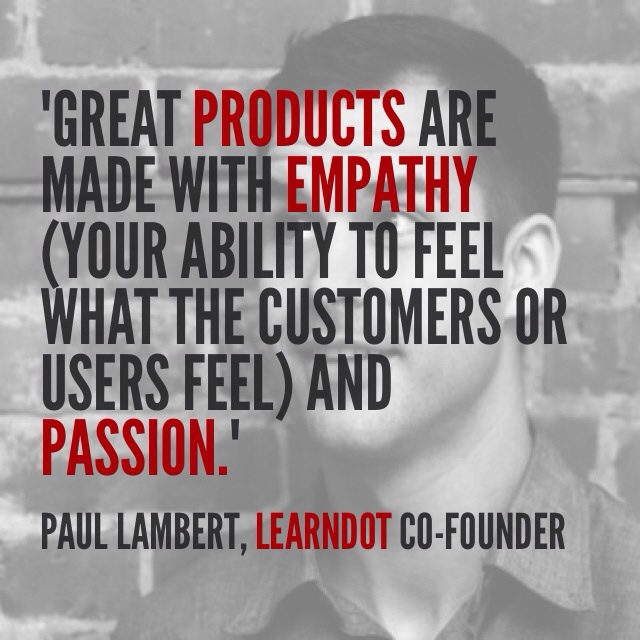 Learndot quote