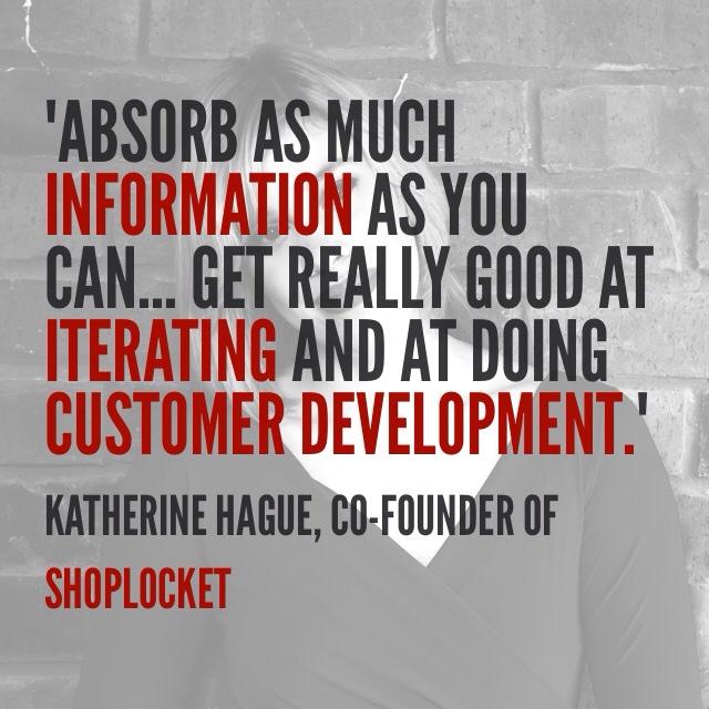 Katherine Hague quote
