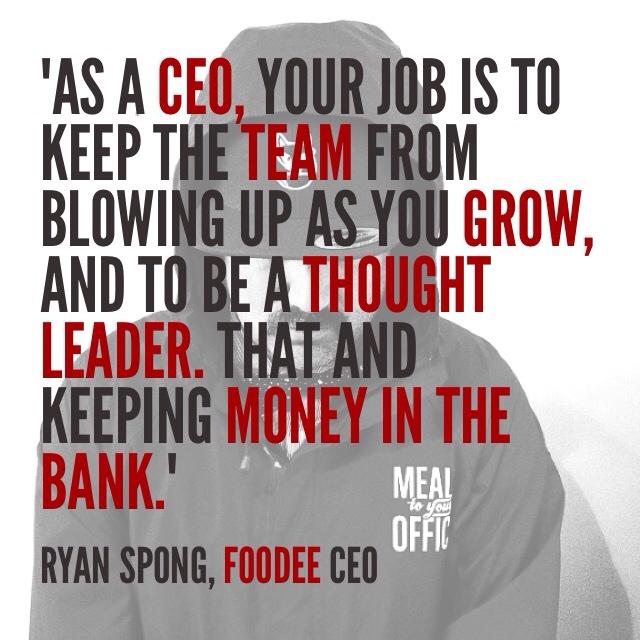Ryan Spong quote