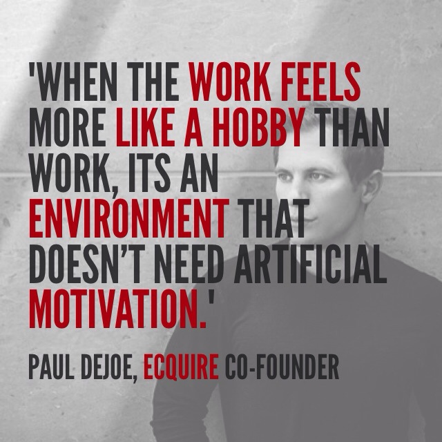 paul dejoe motivation quote