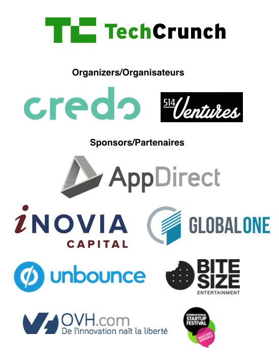 techcrunch montreal sponsors