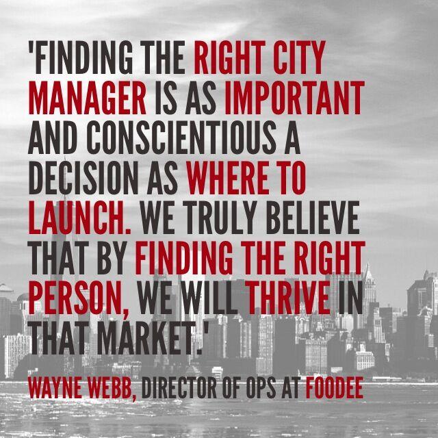 Foodee Wayne quote
