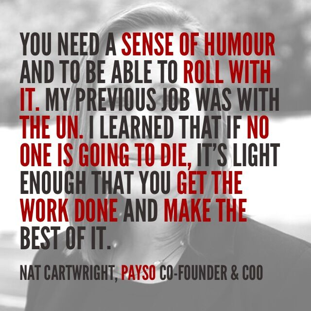 Payso Nat Quote
