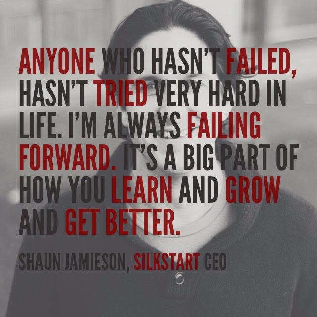 Shaun Jamieson - Quote